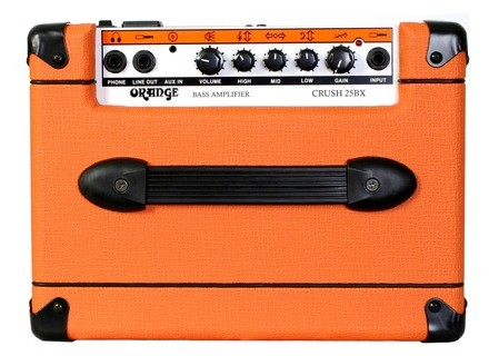 Orange Crush PiX Bass