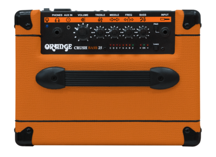 Orange Crush Bass