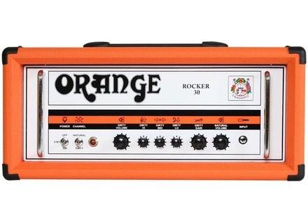 Orange Rocker 30