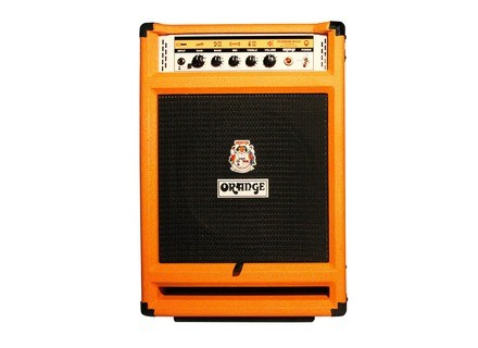 Orange Terror Bass 500 Combo