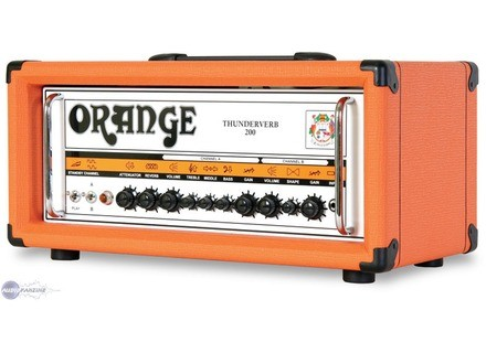 Orange Thunderverb