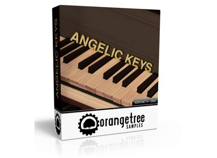 Orange Tree Samples Angelic Keys