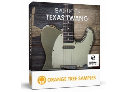 Orange Tree Samples Evolution Texas Twang