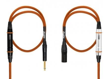 Orange Twister Cable
