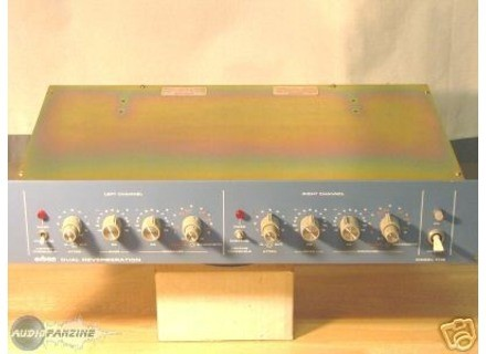 Orban Dual Reverberation 111B