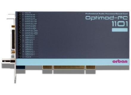 Orban Optimod-PC 1101