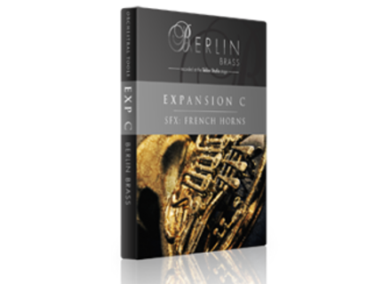 Orchestral Tools Berlin Brass EXPansion C