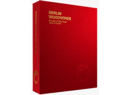 Orchestral Tools Berlin Woodwinds Revive