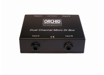 Orchid Electronics Dual Channel Micro DI Box
