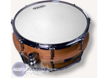 Organic Custom Drums Dual Floating Shell Design