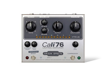 Origin Effects Cali76-G-P