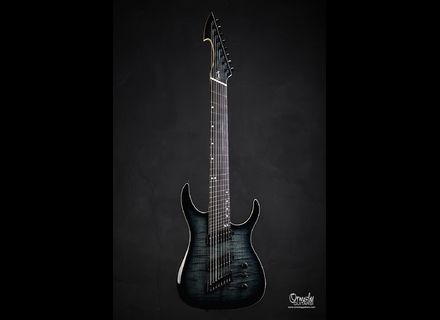 Ormsby Guitars Hype GTR 8