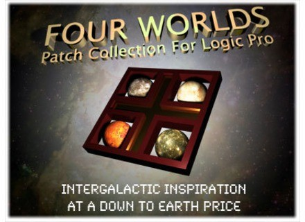 Orwell Digital 'Four Worlds' Patch Collection For Logic Studio