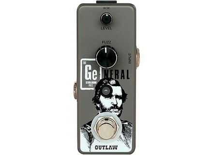 Outlaw Effects The General Fuzz