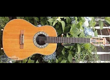 Ovation 1624-4 country artist (nylon)