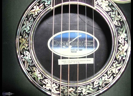 Ovation 1667 10th Anniversary Limited Edition