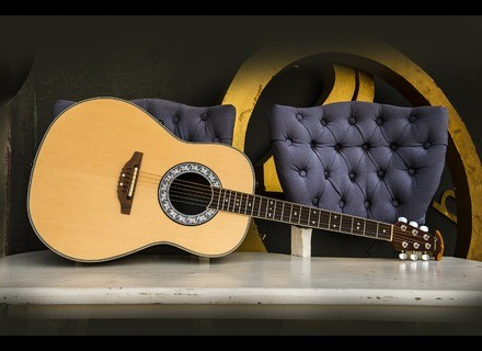 Ovation Glen Campbell Signature Model