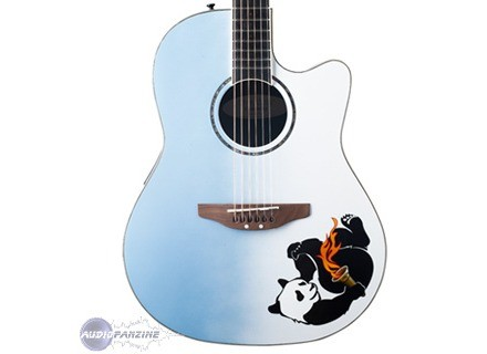 Ovation Panda Guitar
