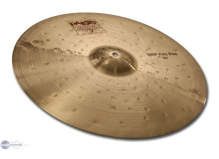 Paiste 2002 Deep Full Ride 22''