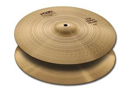 Paiste 2002 Heavy Hi-Hat 14""