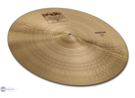 Paiste 2002 Medium Crash 16''