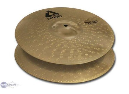Paiste Alpha Rock Hats 14''