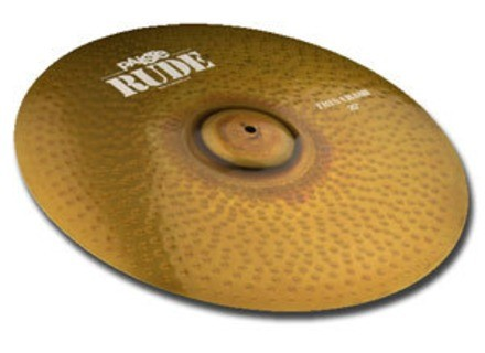Paiste Rude Thin Crash 17''