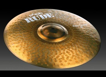 Paiste Rude Wild Crash 20''