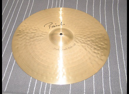 Paiste Signature Dark Crash/Ride 20''