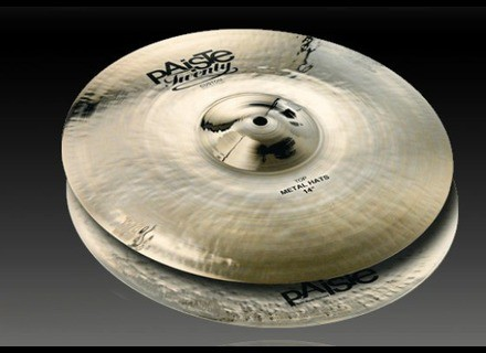 Paiste Twenty Custom Metal Hi-Hat 15""