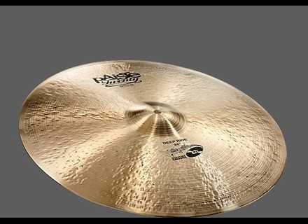 Paiste Twenty Masters Deep Ride 24''