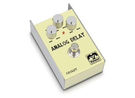 Palmer Pocket Analog Delay