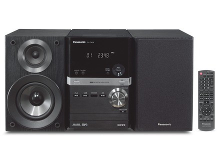 Panasonic SC-PM38EF-K