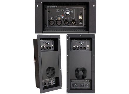 Park Audio DX2000B-8 DSP