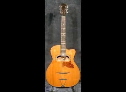 Patenotte guitare manouche