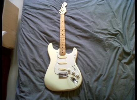 Paul Beuscher Stratocaster