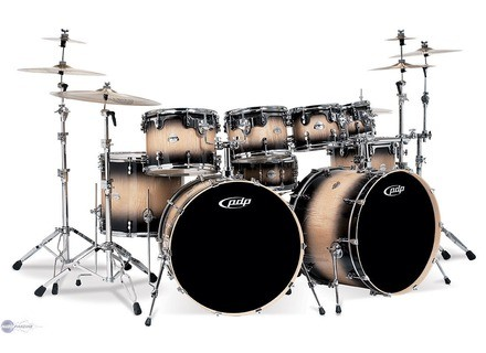 pdp pacific drums and percussion platinum series image 200830 audiofanzine. Black Bedroom Furniture Sets. Home Design Ideas