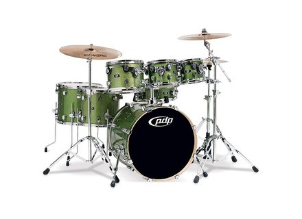 pdp pacific drums and percussion x7 image 263968 audiofanzine. Black Bedroom Furniture Sets. Home Design Ideas