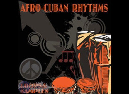 Peace Love Productions Afro Cuban Rhythms