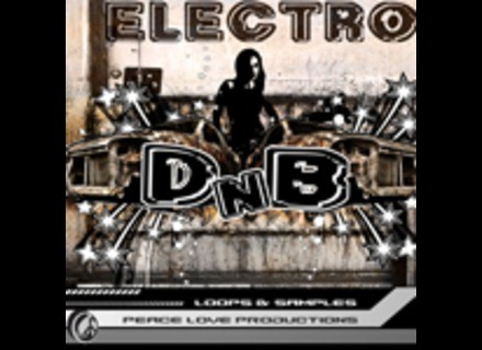 Peace Love Productions Electro Drum N Bass