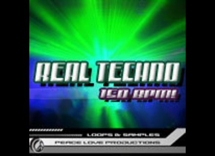 Peace Love Productions Real Techno Loops & Samples