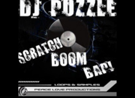 Peace Love Productions Scratch Boom Bap