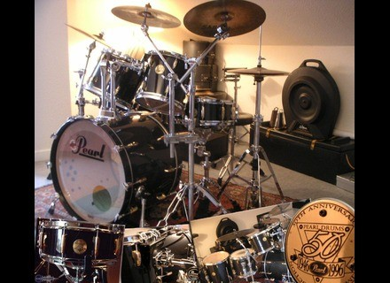 Pearl 50th Anniversary Masters Studio