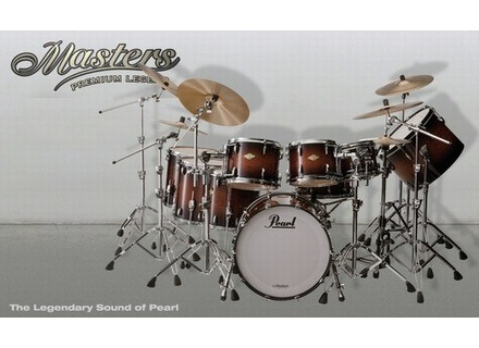 Pearl Masters Premium