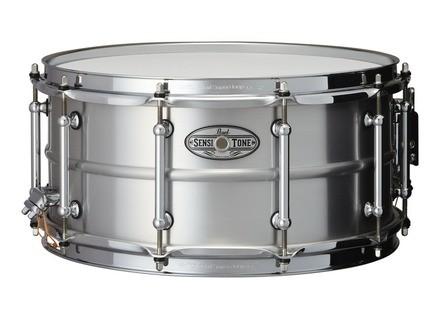 "Pearl SensiTone Beaded Seamless Aluminum Snare 14x6.5"""