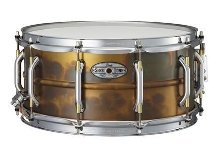 "Pearl SensiTone Premium Beaded Phosphor Bronze Snare 14x5"""