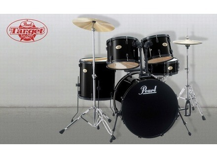 Pearl Target Standard - Jet Black