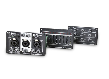 Peavey 3-Channel Mixer Expansion Module