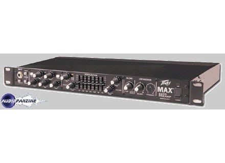 Peavey MAX Bass preamp