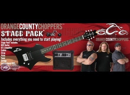 Peavey Orange County Choppers Stage Pack